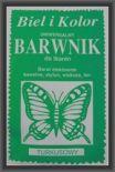 Barwnik do Tkanin Turkusowy [Komplet - 25 Sztuk]