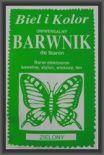 Barwnik do Tkanin Zielony [Komplet - 25 Sztuk]