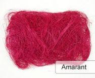 Sizal Kolor Amarant [Komplet - 10 Sztuk]