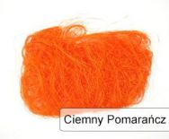 Sizal Kolor Ciemny Pomarańcz [Komplet - 10 Sztuk]