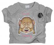 Magiczna bluzka - MAŁPKA- dwustronne cekiny dziecięce