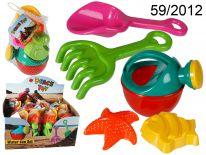 Zestaw zabawek plażowych mały