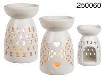 Ceramiczny kominek do olejków zapachowych