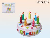 Nadmuchiwany tort urodzinowy