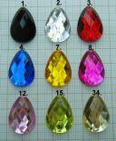 Kamienie akrylowe, cekiny, taśmy ozdobne, frędzle importer goldpol.eu