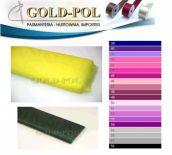 Tiul, tiule, chwosty, taśma atłasowa,taśma z piór, tasiemka atłasowa importer goldpol.eu