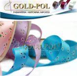 Tasiemki, wstążki, taśmy koronkowe, rypsowe, atłasowe, aksamitne prosto z Paryża. Nowości w niskiej cenie. Goldpol.eu