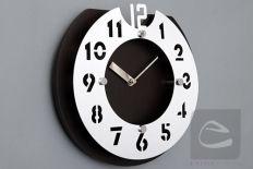 Zegar ścienny Dark