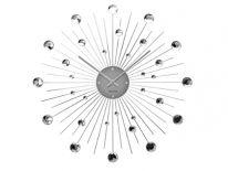 Zegar ścienny Sunburst Crystal large by Karlsson