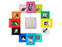 Zegar ścienny Family time multi colour
