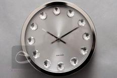 Zegar ścienny Medium Diamond by Karlsson