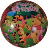 """Balony foliowe 18"""", balony helowe, serca i okrągłe"""