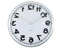 Zegar ścienny Dome Backwards