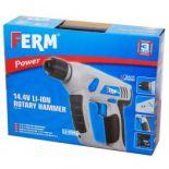 Wiertarka udarowa akumulatorowa, FERM CDM 1094 14.4V Li-Ion