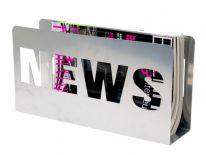 Gazetnik NEWS srebrny