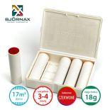 Świece dymne kolorowe Bjornax Colour Smoke AX-18 (18g/17 m3/3-4 min.), czerwone