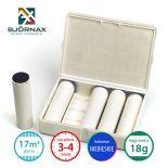 Świece dymne kolorowe Bjornax Colour Smoke AX-18 (18g/17 m3/3-4 min.), niebieskie