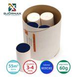 Świece dymne kolorowe Bjornax Colour Smoke AX-60 (60g/55 m3/3-4 min.), niebieskie