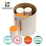 Świece dymne kolorowe Bjornax Colour Smoke AX-60 (60g/55 m3/3-4 min.), pomarańczowe