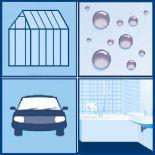 GLAS-GUARD zabezpieczanie powierzchni szklanych, porcelany, ceramiki. Niewidzialna wycieraczka.